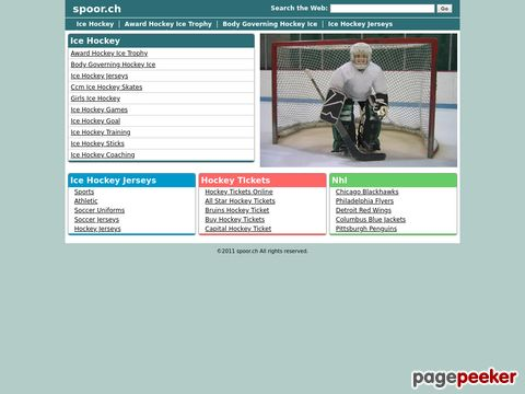 Eishockeyportal-Spoor