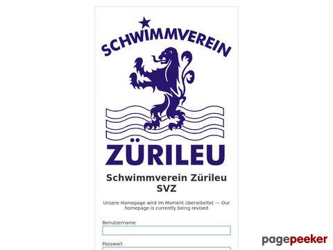 Schwimmverein Zuerileu - SVZ - Zürcher Limmatschwimmen