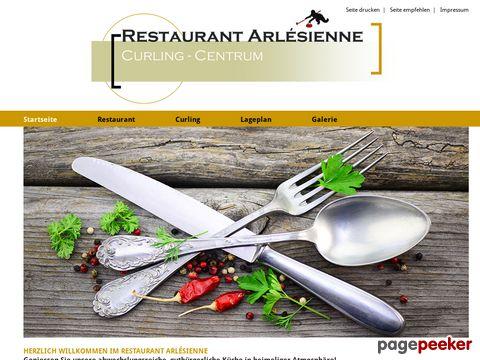 arlesienne.ch - Restaurant Arlesheim (BL)