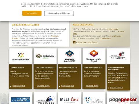Finance Forum - Meet the Future of Finance - Informationsanlass für Banken und Versicherungen (Schweiz)