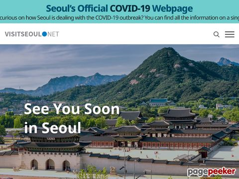 Seoul Metropolitan Government - Seoul Culture & Tourism
