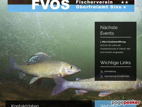 Fischereiverein Oberfreiamt-Sins