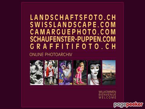 landschaftsfoto.ch - Online Fotoarchiv - Fotos der Schweiz / Pictures of Switzerland