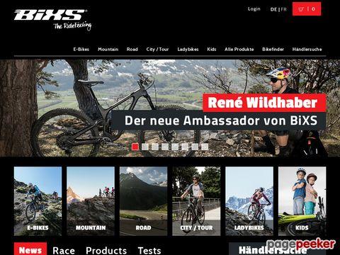 bixs.com - Swiss Bikes