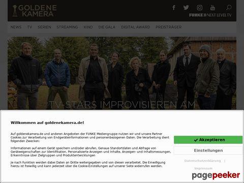 goldenekamera.de - DIE GOLDENE KAMERA