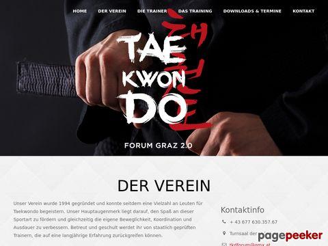 Taekwondo Forum Graz