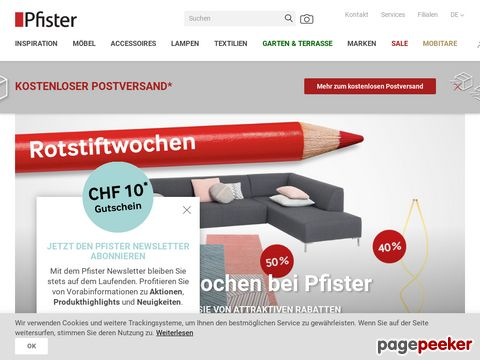 Möbel Pfister AG