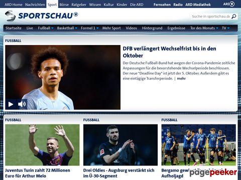 Sportschau - sport.ARD.de