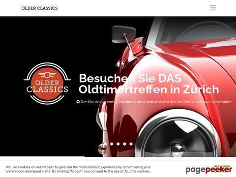 dolderclassics.ch - DolderClassics - Der Event für Oltimerfans in Zürich/Schweiz