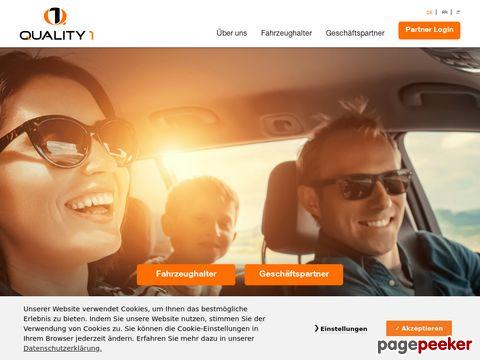 quality1.ch - MIT GARANTIE: SORGENFREI UNTERWEGS
