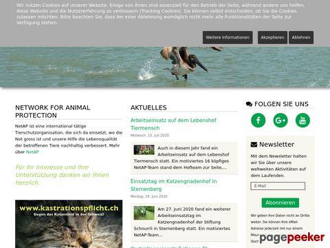 NetAP - Network for Animal Protection