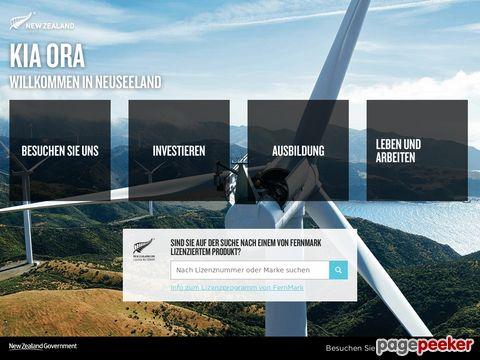 newzealand.com - Official site of New Zealand Tourism