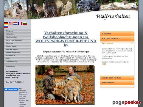 Wolfpark Merzig (DE-66663 Merzig)