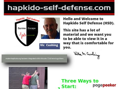 International Modern Hapkido Federation
