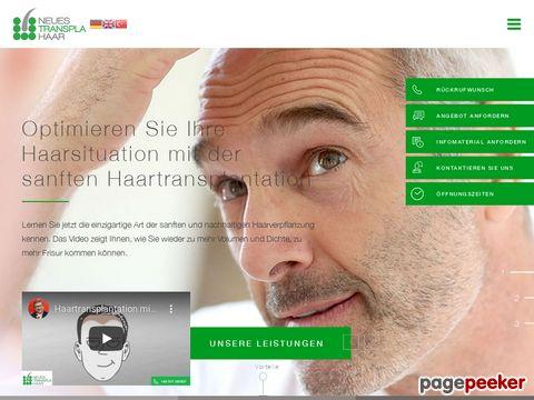 nth.de - Haar Klinik Neues Transpa Haar