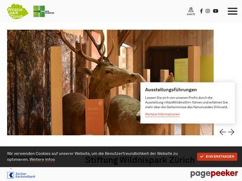 Wildpark Langenberg (Langnau a. A / ZH)