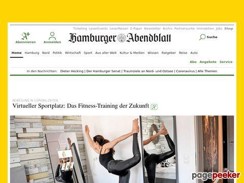 abendblatt.de - Hamburger Abendblatt - Aktuelle Nachrichten