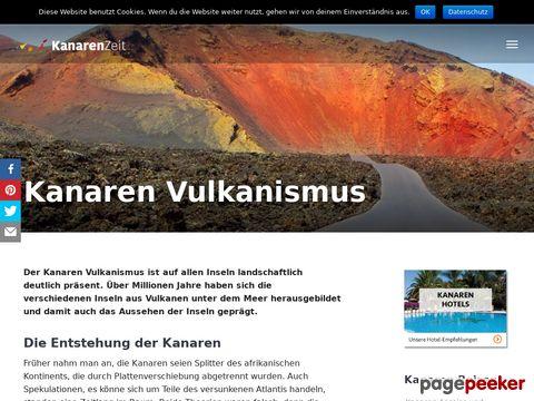 vulkane-infos.de - Vulkane