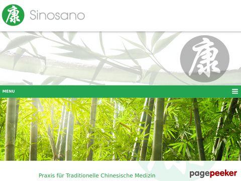 sinosano.ch - praxis für traditionelle chinesische medizin in Richterswil ZH