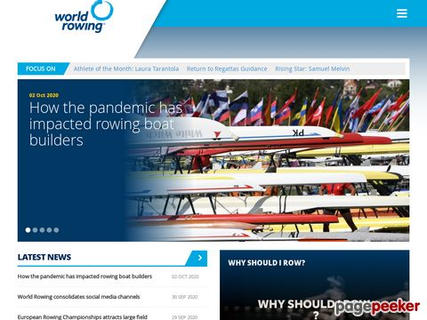 ..// World Rowing - Official Website //..