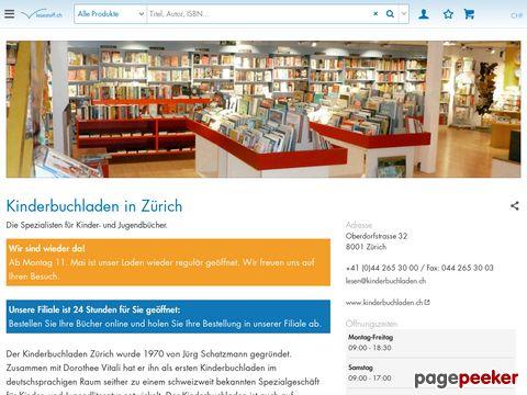 kinderbuchladen.ch - Kinderbuchladen.ch - Bilderbücher - Kinderbücher - Jugendbücher - Pädagogik