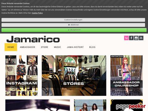 Jamarico.ch - Fashion Online