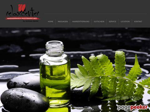 relaxcenter.ch - Zürich Massage: Pure Entspannung für Ihre Gesundheit