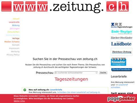 Zeitung.ch