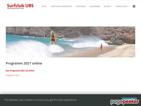 Surfclub UBS