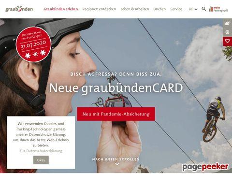 Snow Pass Graubünden - Wintersaisonabonnement für ganz Graubünden