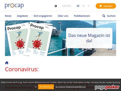 Procap: Schweizerische Invaliden-Verband - Für Menschen mit Handicap