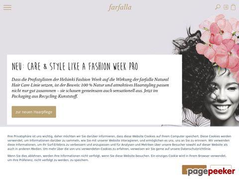 Farfalla Online Shop, Farfalla Essentials AG - Naturkosmetik
