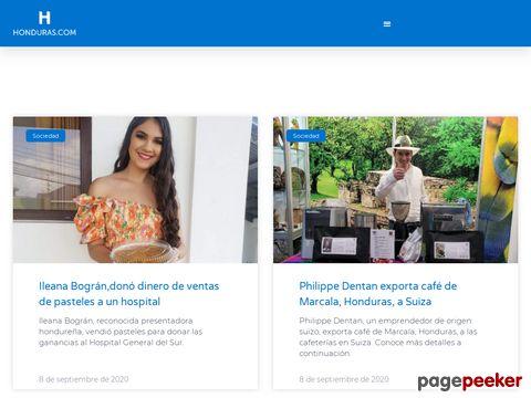 honduras.com - Country of Honduras