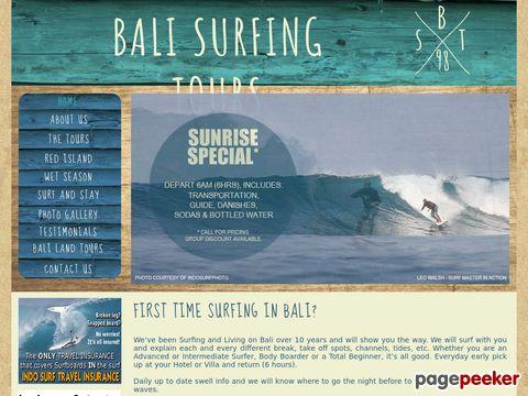 Balisurfing Tours