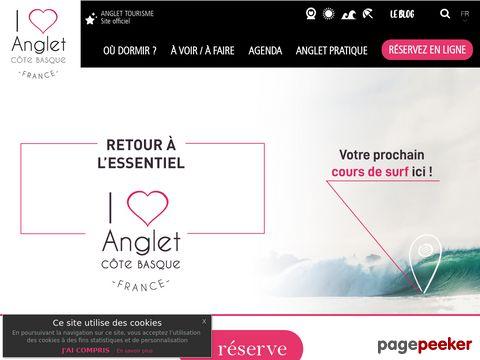 Anglet - Côte Basque : Office de Tourisme