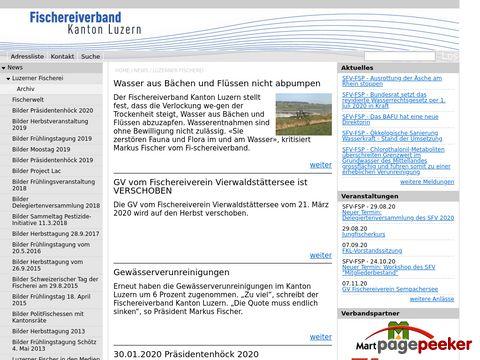 Fischerei Verband des Kantons Luzern (LU)