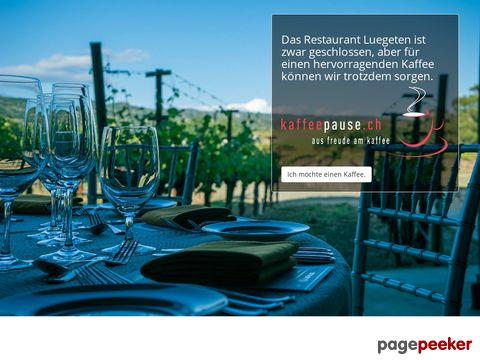 Restaurant Luegeten (Pfäffikon, SZ)