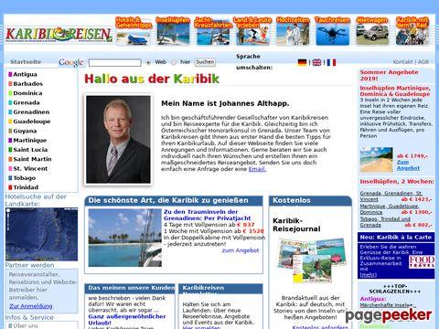 karibikreisen.com - Geheimtipps für Reisen und urlaub in der Karibik