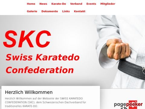 Swiss Karatedo Confederation