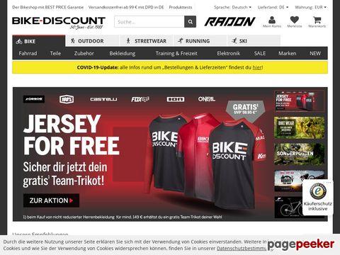 bike-discount.de - Der Bikeshop mit den besten Preisen