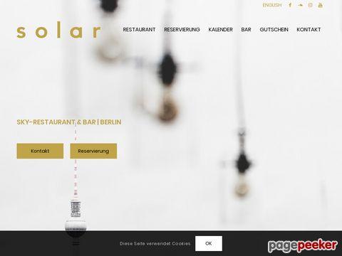 solar - berlin