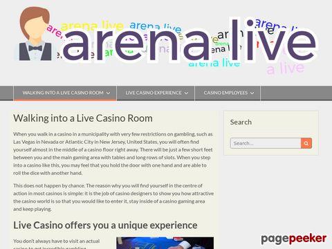 Arena Live - Mendrision (Tessin)