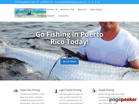 fishinginpuertorico.com - Capt. Omar Orraca, fishing in Puerto Rico