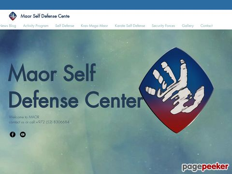 Maor - Self Defense Center