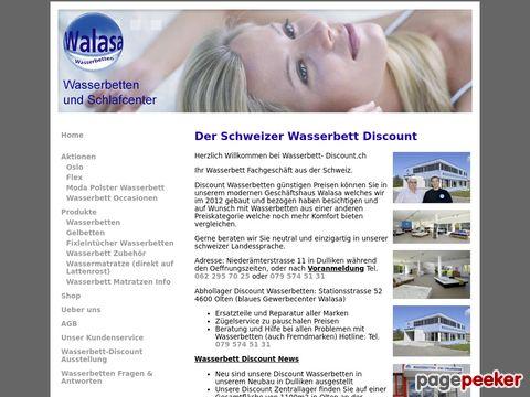 Wasserbett Discount