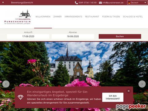 Schloss Purschenstein - Schloss Hotel