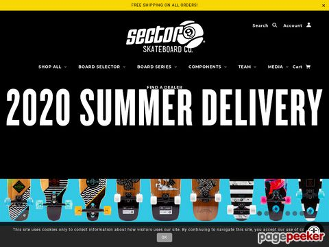 Sector Nine Skateboards
