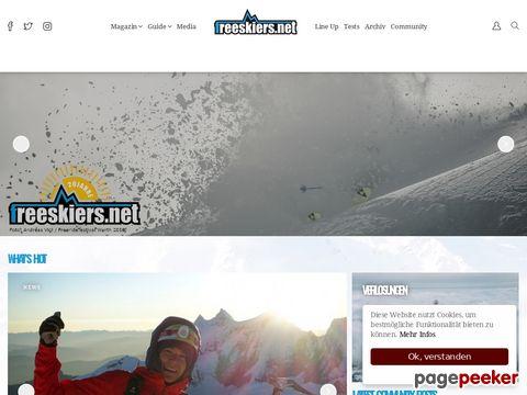 freeskiers.net :: Dein Online-Freeski-Magazin :: Newschool, Freeride, Freeskiing und mehr!