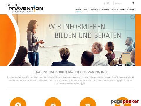 praevention-zu.ch - Suchtprävention Zürcher Unterland