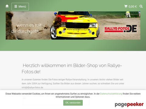 Rallye-Fotos.de :: Die Nummer 1 im Rallyesport